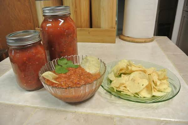 Chimera Salsa Recipe