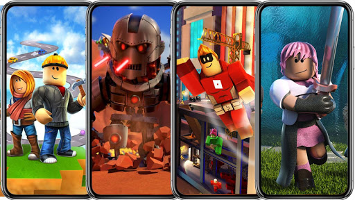 Wallpapers for Roblox player: Roblox 2 & 3 skins 5.0 5
