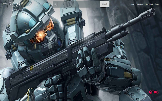 Military Fps Game Wallpapers HD Theme