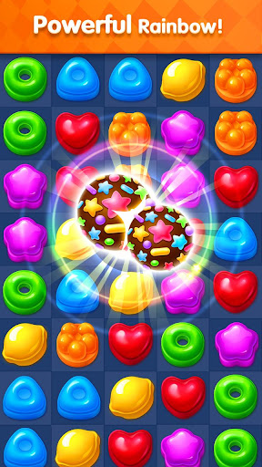 Candy Legend 1.6.3181 gameplay | by HackJr.Pw 5