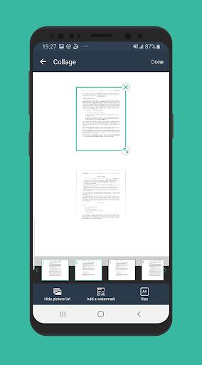 Simple Scan screenshot 3