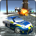 Racing Car Driver Stunt Wars icon