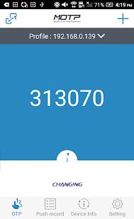 App MOTP Client APK for Windows Phone