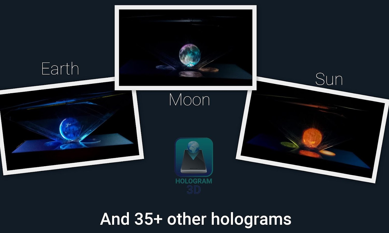 hologram 3d app hologram 3d phone projector android apps on play 10263