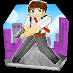 Cube Heroes 3D Mine Gun C4.1 Apk