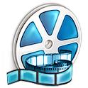 MP4 AVI 3GP HD Video Player icon