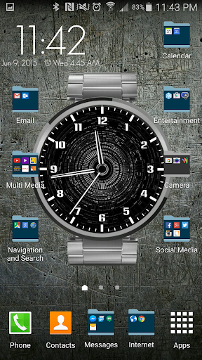 Screenshot for WatchMaker Live Wallpaper in United States Play Store