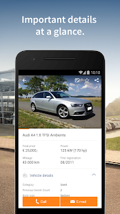 AutoScout24 - used car finder- screenshot thumbnail
