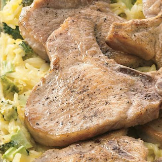 Pork Chop Bake Recipe