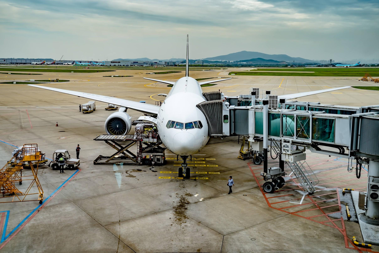 仁川国際空港 アシアナ航空2