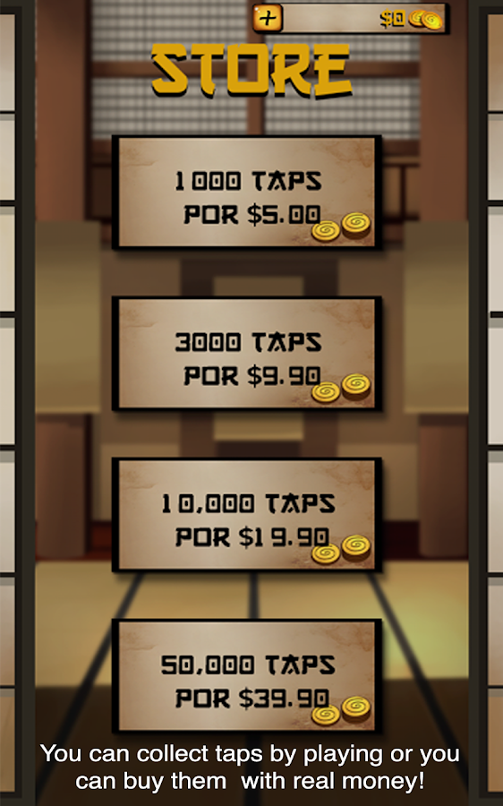 Tap Ninja- screenshot