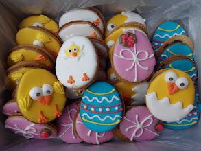 Photo: Galleta Huevo Pascua