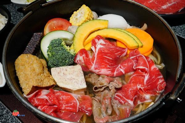 五麥壽喜 燒鍋物