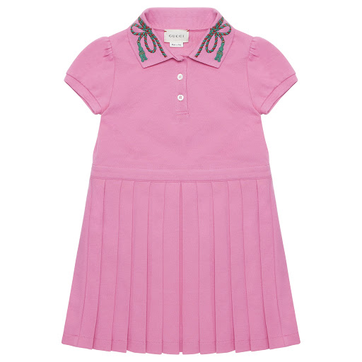Primary image of Gucci Pleated Dress