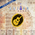 Guitar Songs Offline icon