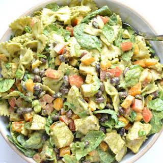 Southwest Chicken Pasta Salad.