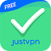 VPN free - high speed proxy by justvpn icon