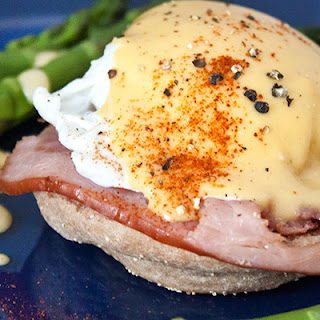 Better-for-You Eggs Benedict