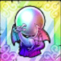 虹色のオーブ