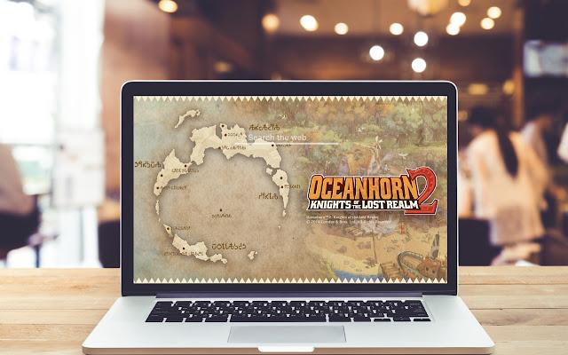 Oceanhorn 2 HD Wallpapers Game Theme