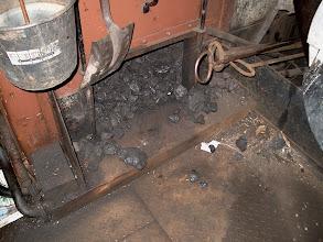 Photo: De bunker bakboordzijde