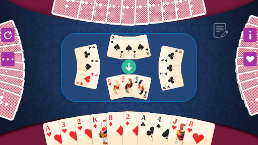 Hazari (u09b9u09beu099cu09beu09b0u09c0) - 1000 Points Card Game 1.0.7 screenshots 9