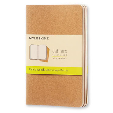 Cahier Journal Pocket Kraft