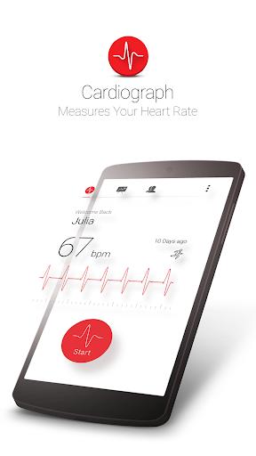 Cardiograph screenshot 1