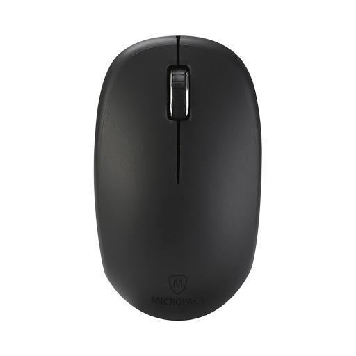 Chuột không dây Micropack MP-716W (Black)-1