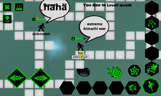 Extreme Stickman War Screenshot
