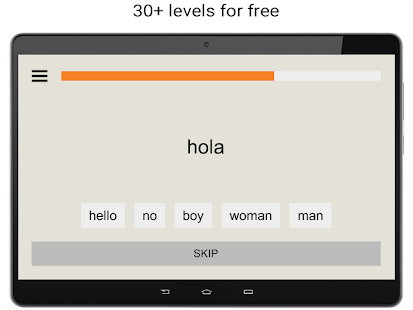 App Learn Spanish words free with uLexicon APK for Windows Phone