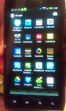Photo: Google Drive! (app in bottom left corner)