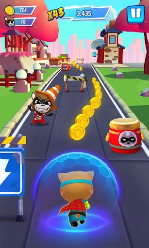Talking Tom Hero Dash - Run Game 1.6.1.941 screenshots 3