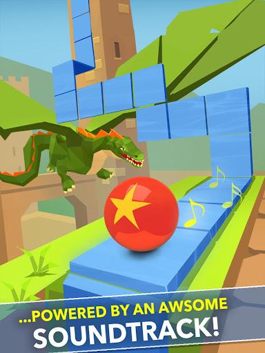 Dancing Ball Saga  screenshots 11