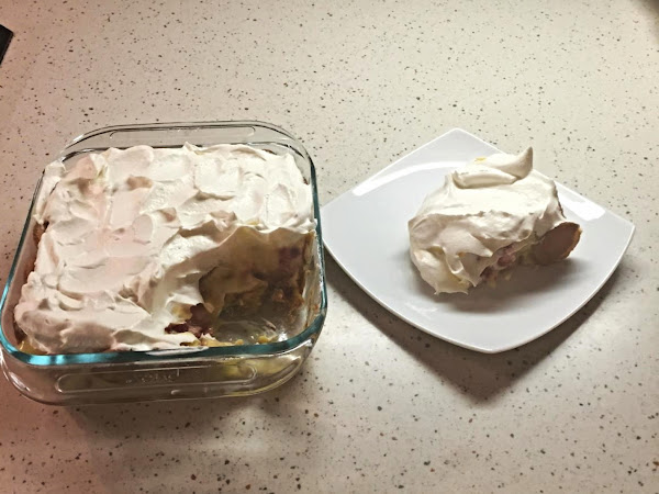 Sam's Low Fat 3 Layer Strawberry Pudding Recipe