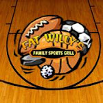 Logo for Fat Willy's Family Sports Grill - Greenfield
