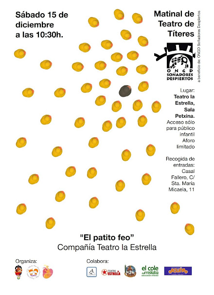 Proyecte solidari a favor de l'ONGD SOÑADORES DESPIERTOS. Santa Maria Micaela