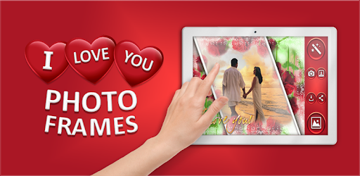 I Love You Photo Frames - Apps on Google Play