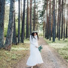 Wedding photographer Nikulina Ekaterina (katenik). Photo of 09.08.2018