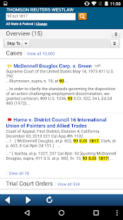 Westlaw- screenshot thumbnail