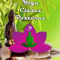 Yoga Posturas Asanas Clases icon