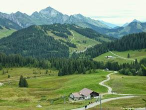 Photo: #015-Le Col de la Croix Fry.