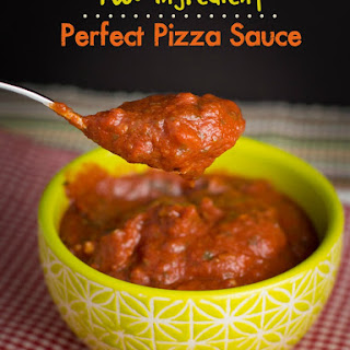 Two-Ingredient Pizza Sauce