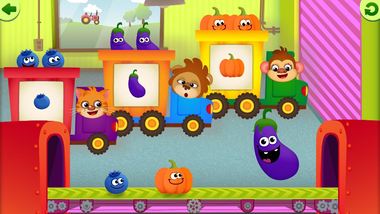 smart baby shapes and color games for kids 2 3 screenshot - Color Games For Toddlers