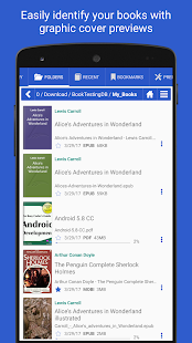 Librera. Book Reader of all formats and PDF- screenshot thumbnail