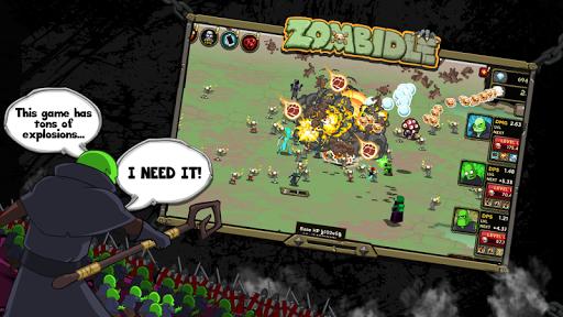 Zombidle  captures d'écran 1