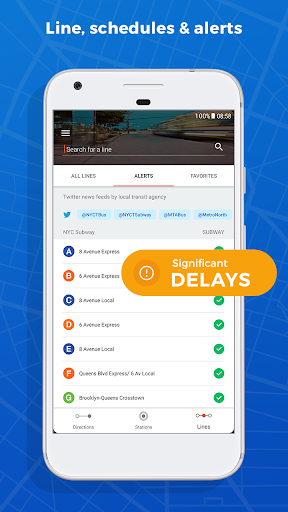 Moovit: Bus & Train Live Info  screenshots 5