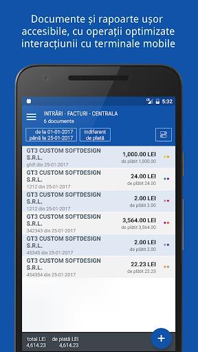 GTCont - facturare u0219i gestiune  screenshots 2