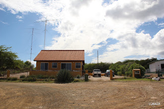 Photo: Vista panorámica de la estacion