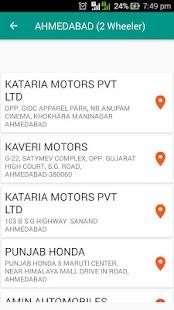 HSRP Gujarat Dealer Information - náhled